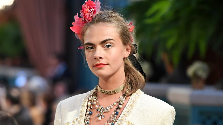 Cara Delevingne & St. Vincent: Total stylish durch Cannes