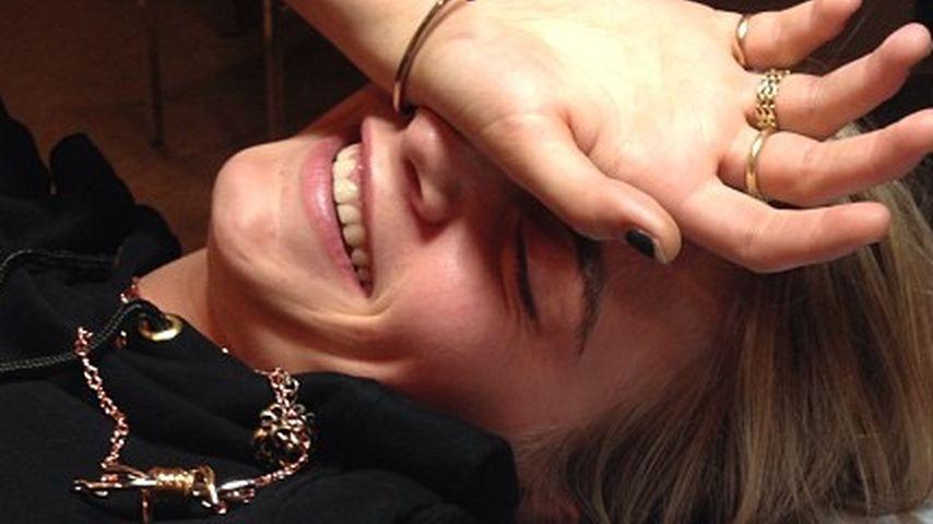Cara Delevingne & Rita Ora: Verrückter Tattoo-Trip