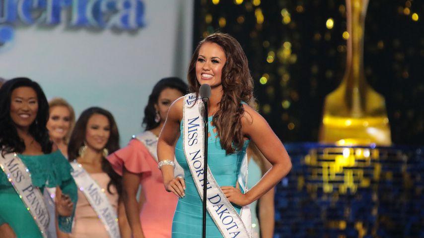 Cara Mund bei der Miss America Wahl 2018