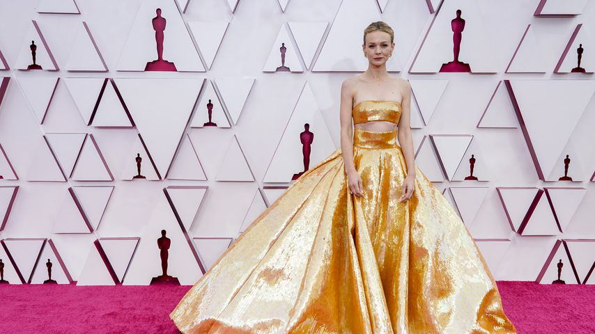 Carey Mulligan bei den Oscars 2021