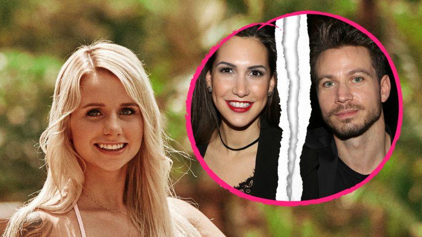 Trotz Liebesaus bei Clea & Basti: Carina glaubt an TV-Liebe