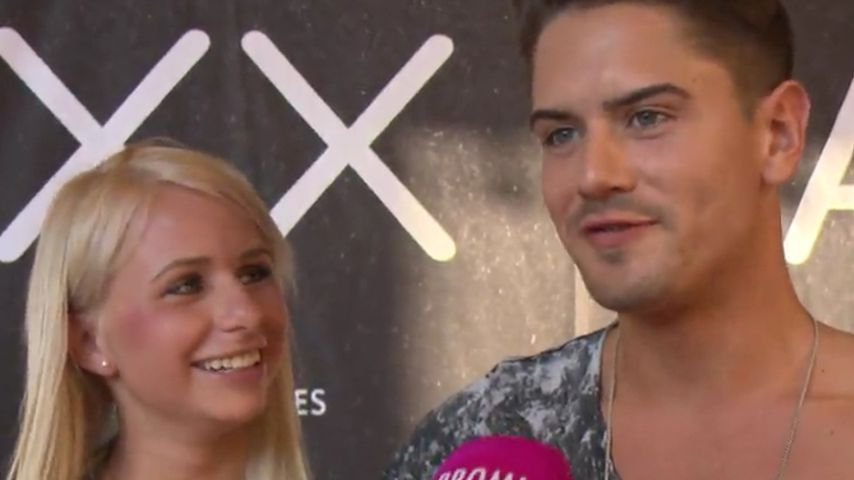 "Carina Spack & Ex-""Mister Germany"" Domi: Geht da etwa was?"