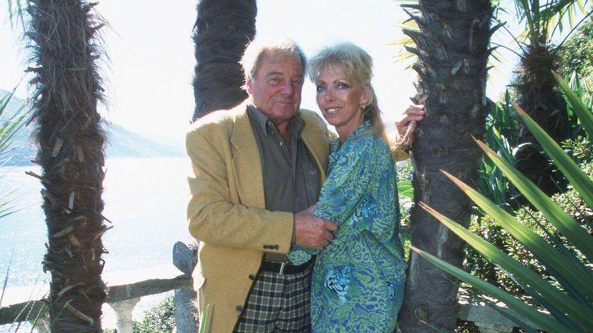 Carl und Stella Schell 2002 in Brissago
