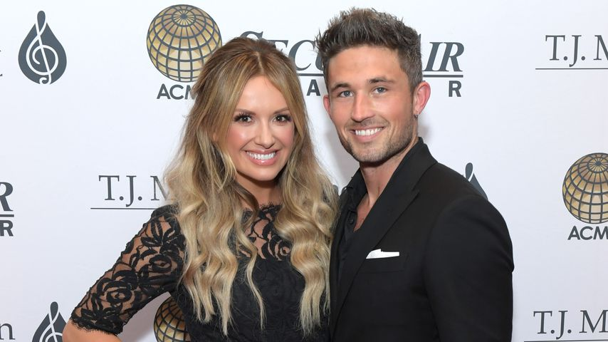 Carly Pearce und Michael Ray im April 2019