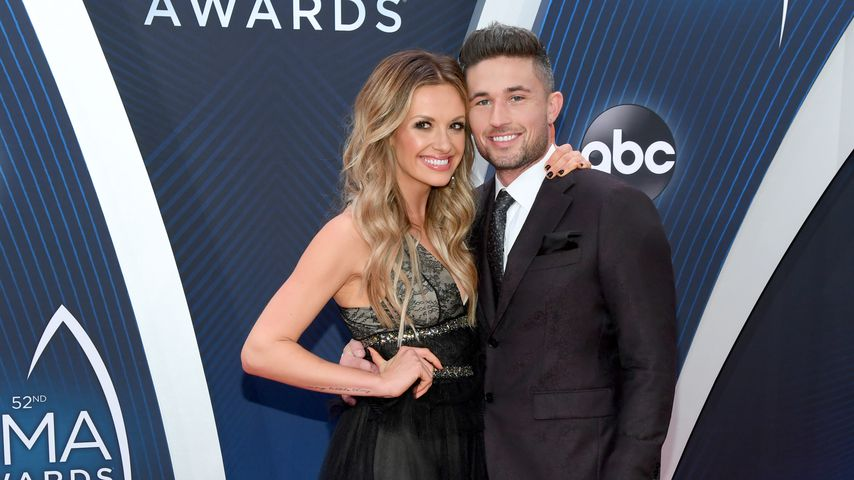 Carly Pearce und Michael Ray bei den CMA Awards 2018