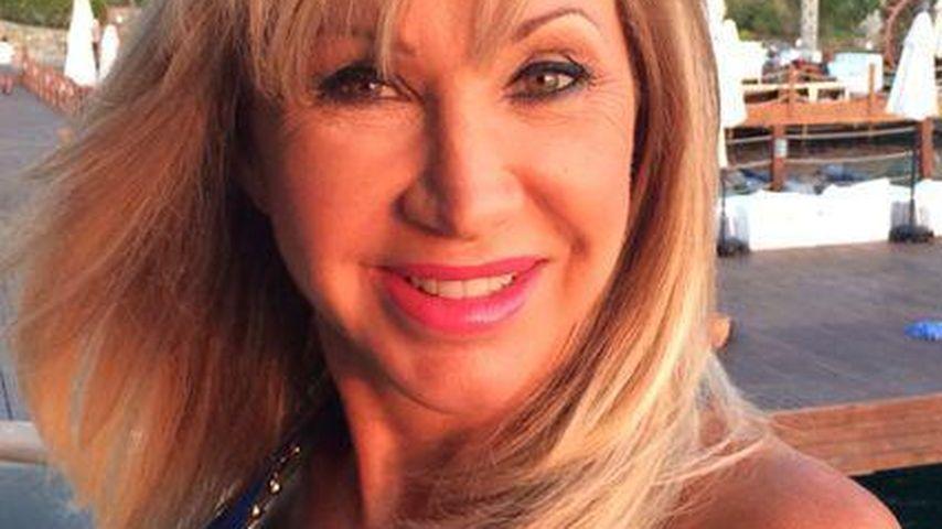 Zwillinge für Monaco: Carmen Geiss als Reporterin