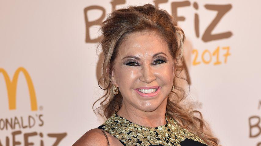 Love-Tattoo: Wessen Gesicht lässt sich Carmen Geiss stechen?
