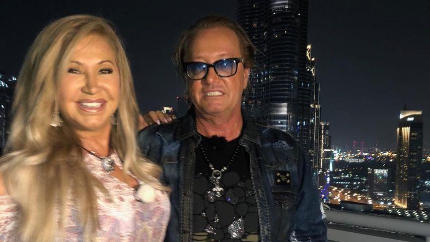 Carmen und Robert Geiss in Dubai, 2019