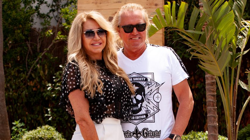 Carmen und Robert Geiss auf Mallorca, Juni 2019