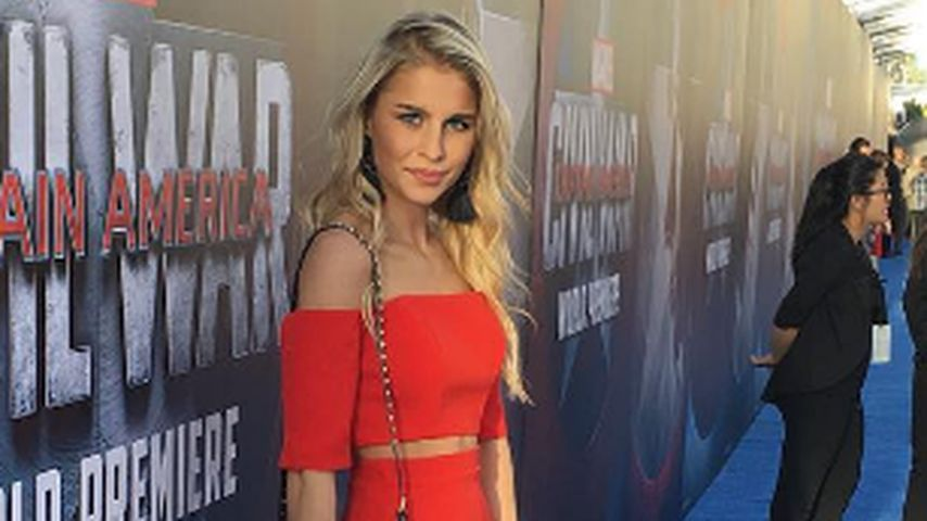 "Caro Daur auf der ""Marvel's Captain America: Civil War""-Premiere"