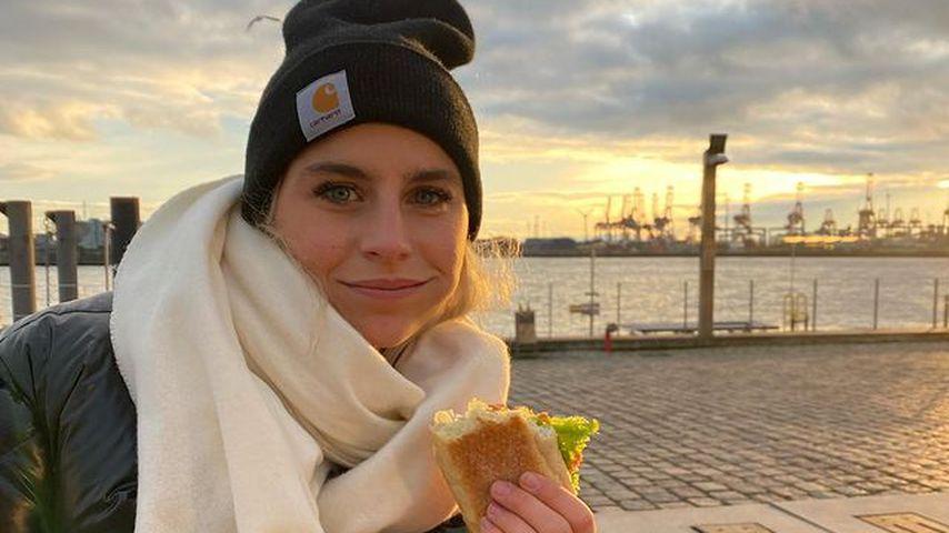 Caro Daur in Hamburg, Dezember 2020