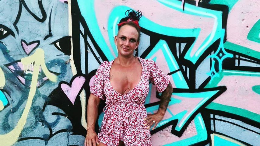 Komplett nackt: Caro Robens posiert beim sexy Fotoshooting