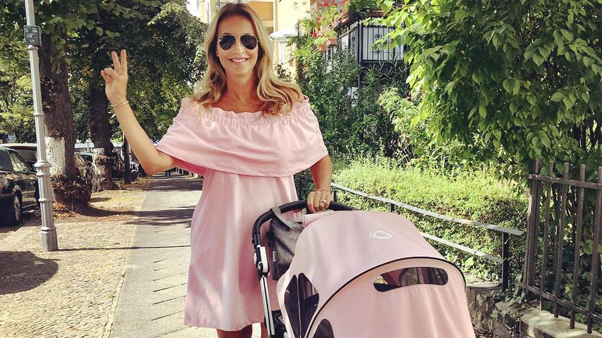 Nach Shitstorm wegen Baby-Horror: Caroline Beil reagiert SO!