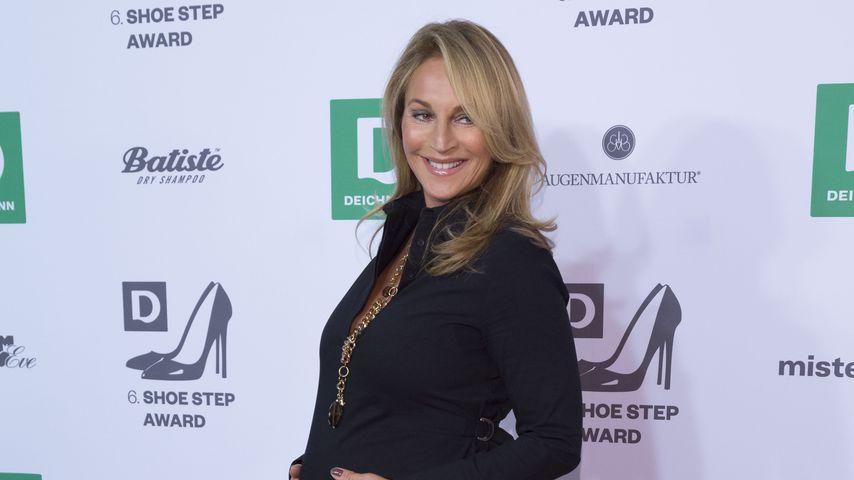 50 & schwanger: Caroline Beil geht's besser als 30-Jährigen!