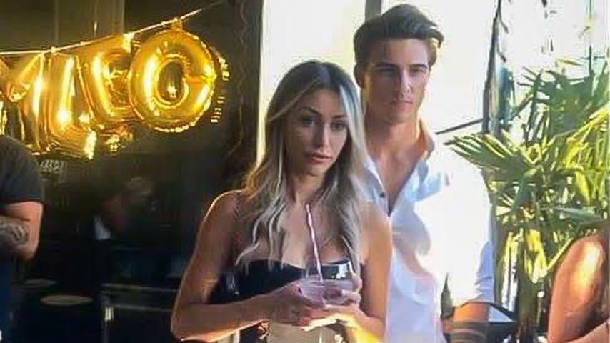 Paar-Probe: Caro und Richard gemeinsam auf Event erwischt