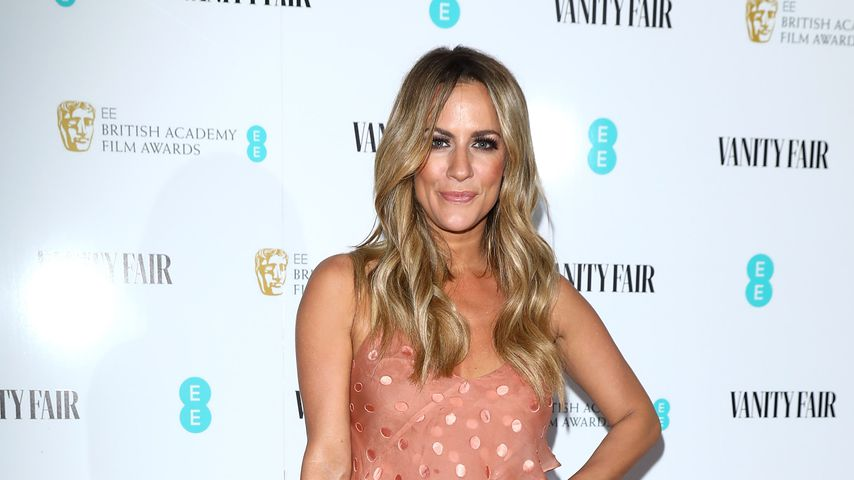 Caroline Flack bei der Vanity Fair EE Rising Star Party 2019