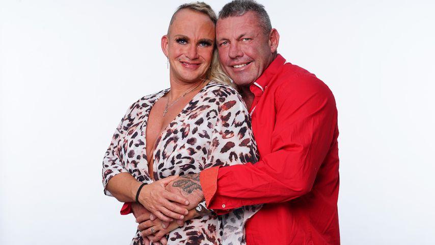 """Caroline und Andreas Robens, """"Sommerhaus der Sterne""""Teilnehmer 2020"""