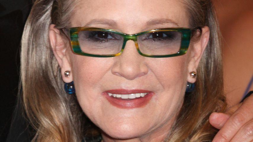 Carrie Fishers Todestag: So bewegt dachten die Stars an sie!