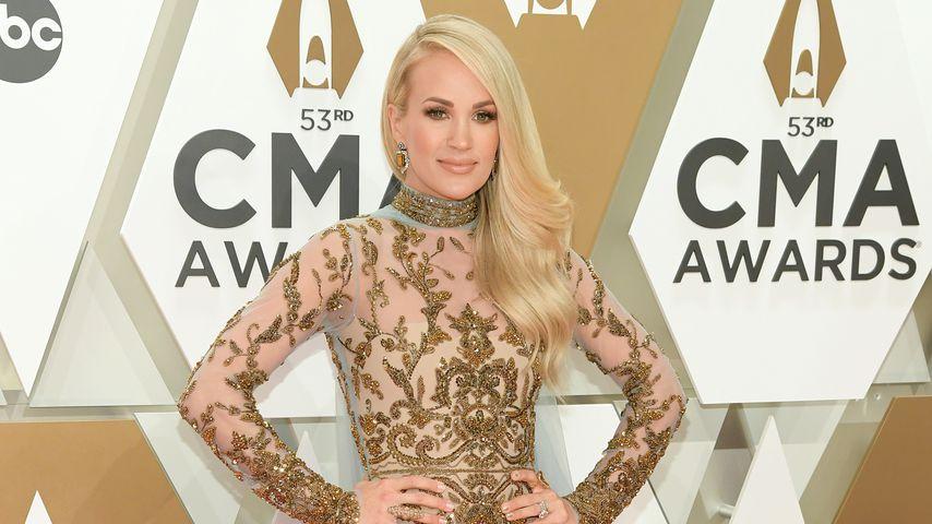 Carrie Underwood  bei den 53. CMA Awards 2019