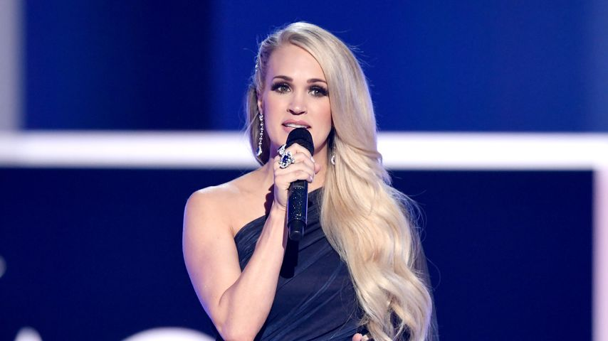 Carrie Underwood im April 2019