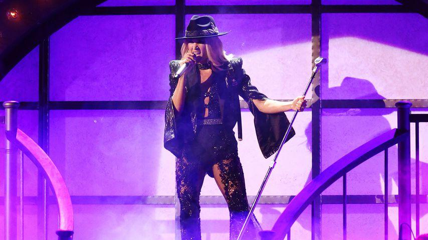 Carrie Underwood bei den CMA Awards im November 2019