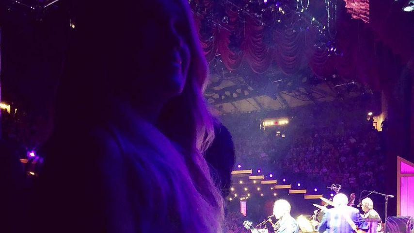 Carrie Underwood bei einem Konzert in Nashville