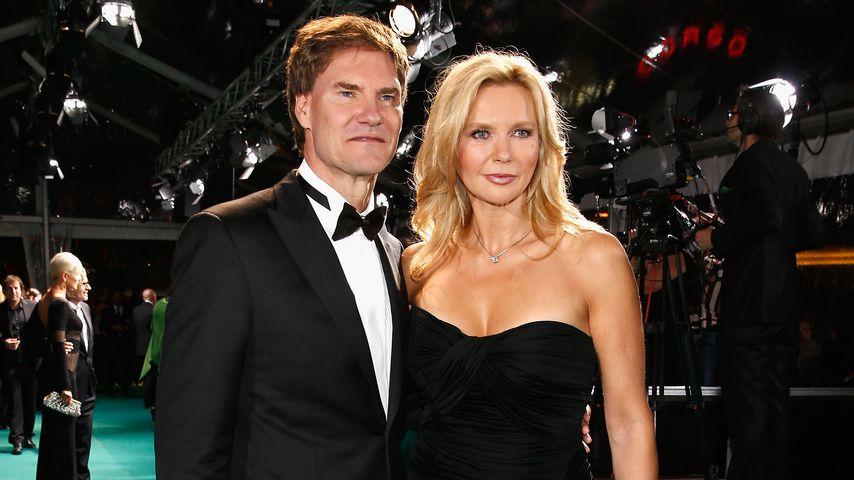 Carsten Maschmeyer und Veronica Ferres im Jahr 2014