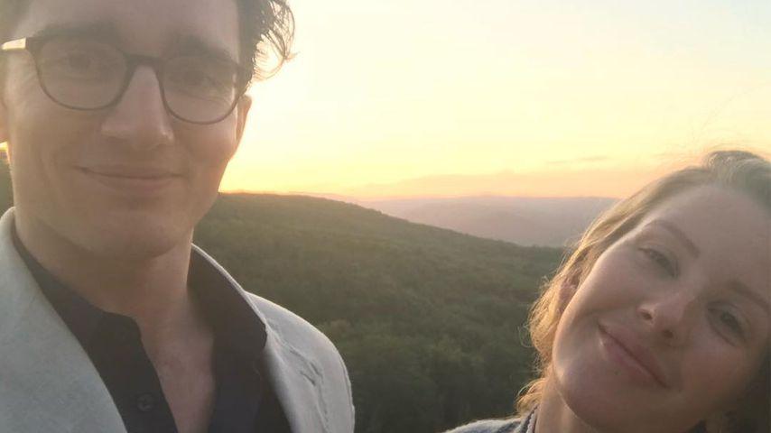 Caspar Jopling und Ellie Goulding