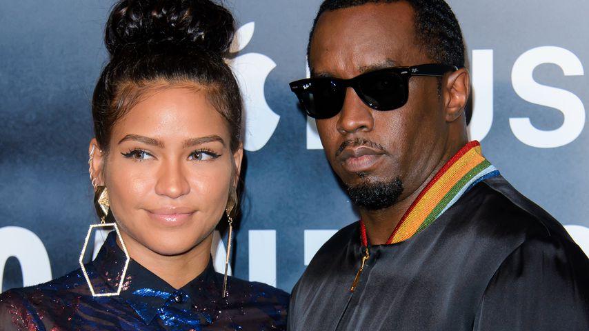 P. Diddy: Model fängt auf Hausparty Feuer