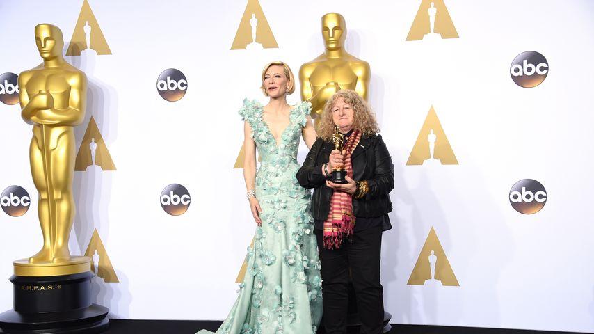 Kein Social Media Fan: Cate Blanchett hasst Selfies