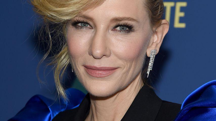 """Cate Blanchett bei einer Filmvorführung von """"Where'd You Go, Bernadette"""" in NYC im August 2019"""