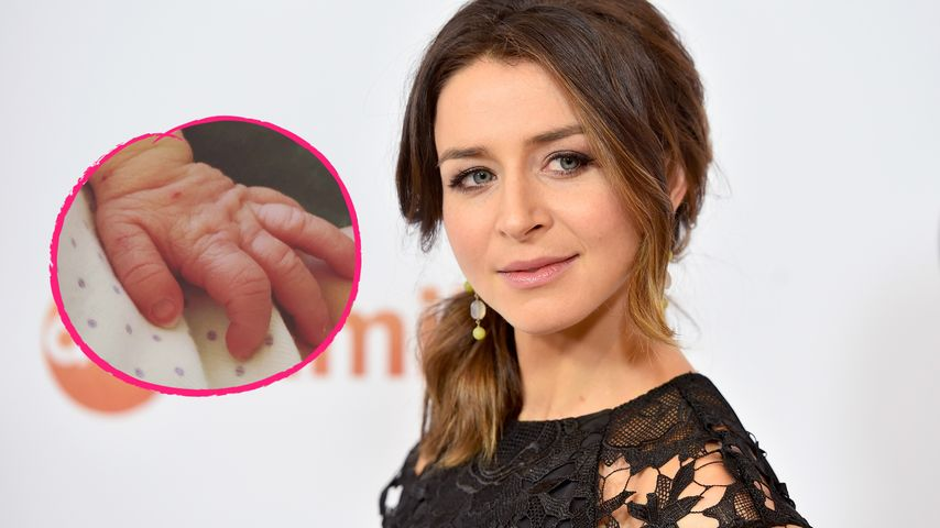 "Happy: ""Grey's Anatomy""-Caterina Scorsone zum 2. Mal Mama!"