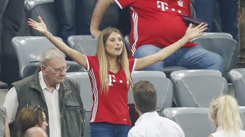 """Cathy Hummels: """"Muss nicht die Schönste im Stadion sein!"""""""