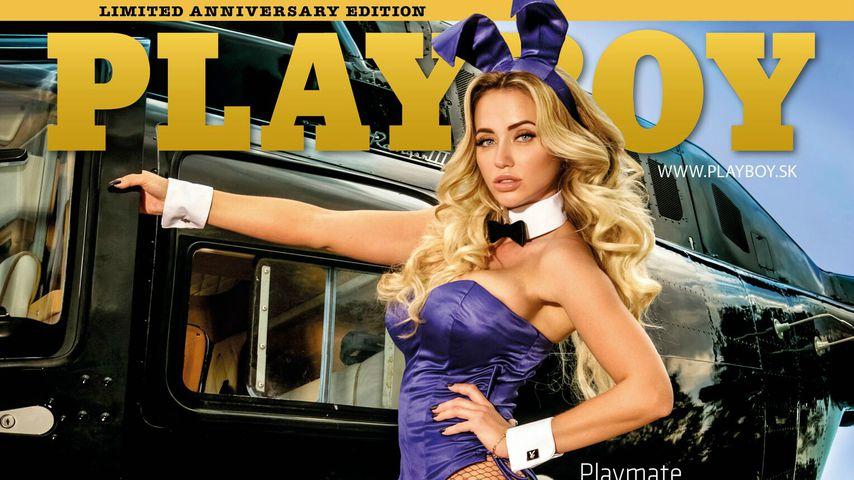 Wie nackt wird es? Cathy Lugner ziert neues Playboy-Cover!