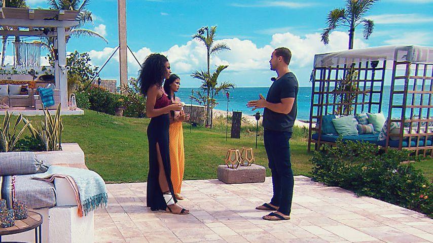 """Cecilia, Nathalia und Andrej in der fünften Folge von """"Der Bachelor"""""""