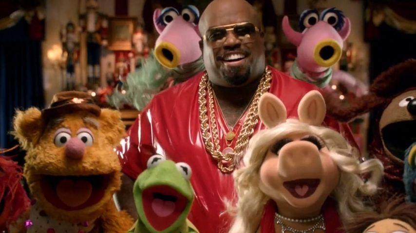 Cee Lo Green: Witzige Weihnachten mit den Muppets