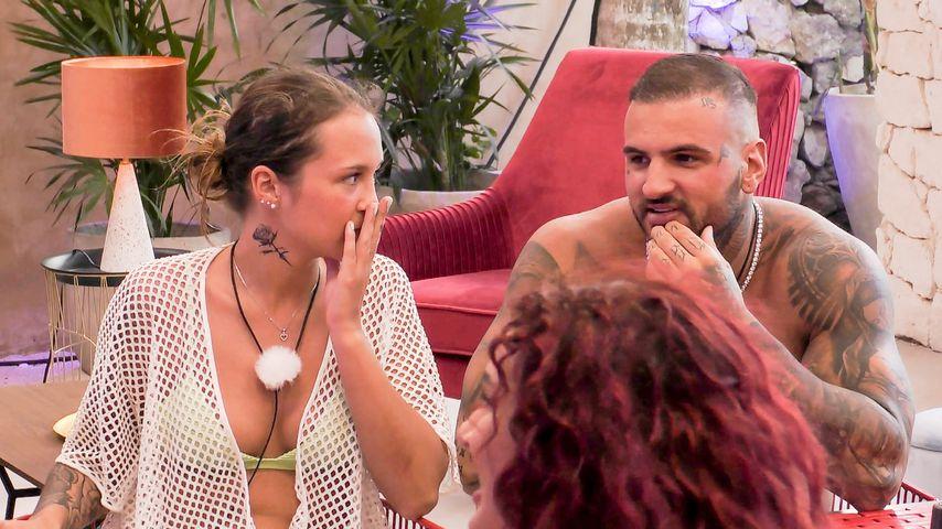 """Diogo und Celina haben in erster """"Ex on the Beach""""-Nacht Sex"""