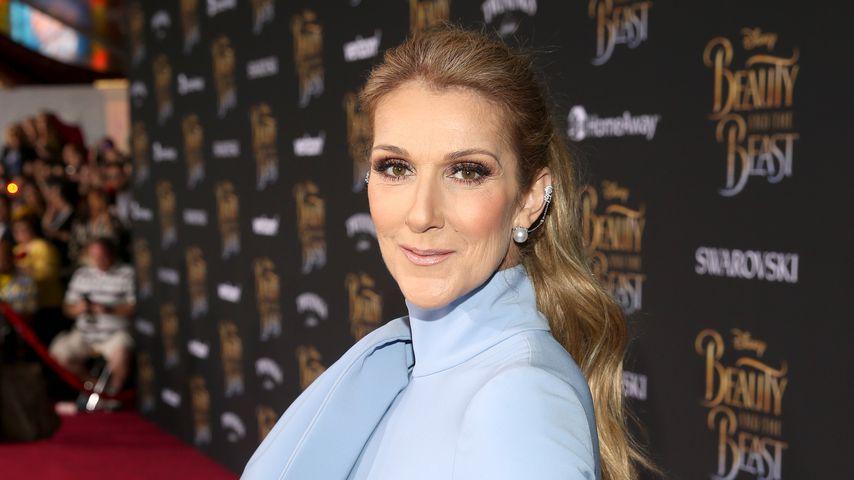 Céline Dion 2017 in Los Angeles