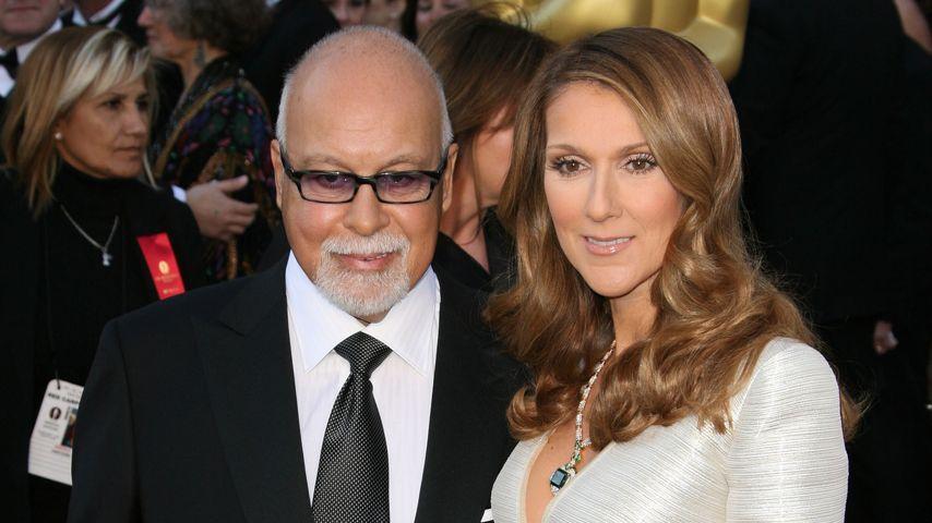Aufopfernd: Celine Dion füttert krebskranken Mann
