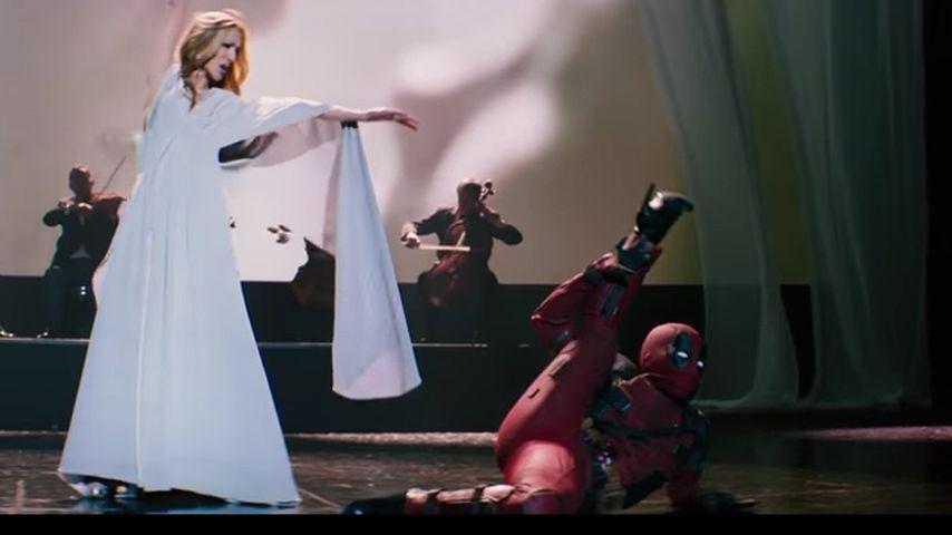 Movie-Soundtrack: Céline Dion tanzt Ballett mit Deadpool!
