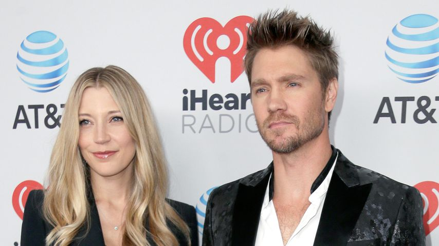 Sarah Roemer und Chad Michael Murray, iHeartCountry Festival 2017