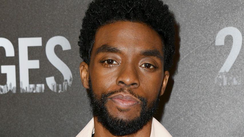Chadwick Bosema, US-Filmstar