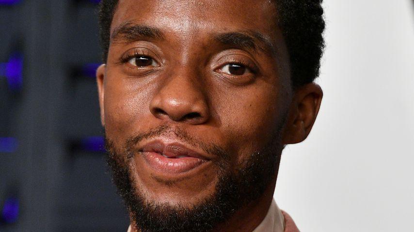 Chadwick Boseman bei der Vanity Fair Oscar Party 2019