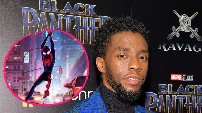 """Versteckte Widmung an Chadwick Boseman in """"Spider-Man""""-Spiel"""