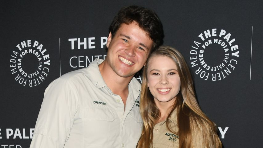 Chandler Powell und Bindi Irwin im Mai 2019