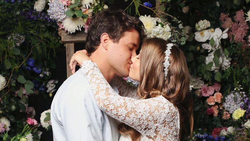 Chandler Powell und Bindi Irwin im März 2020