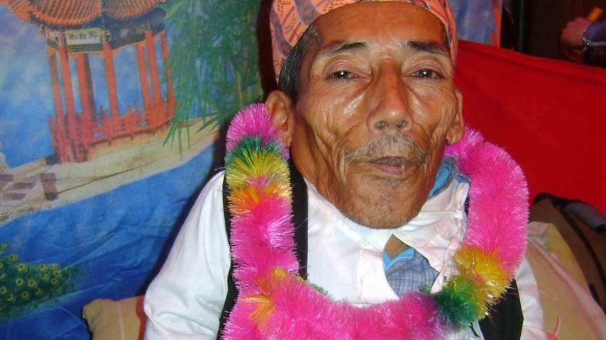 Chandra Bahadur Dangi: Der kleinste Mann der Welt ist tot