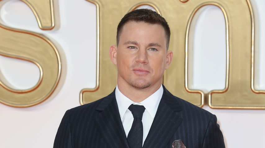 "Channing Tatum bei der Premiere von ""Kingsman: The Golden Circle"""