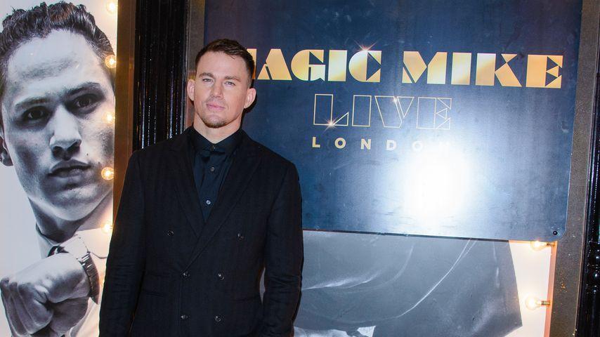 Channing Tatum im November 2018 in London