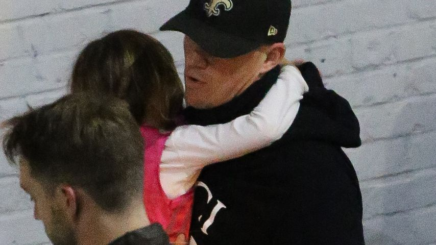 Channing Tatum und seine Tochter Everly vor einem Konzert von Jessie J in Los Angeles